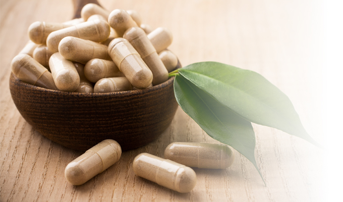 custom formulation supplements