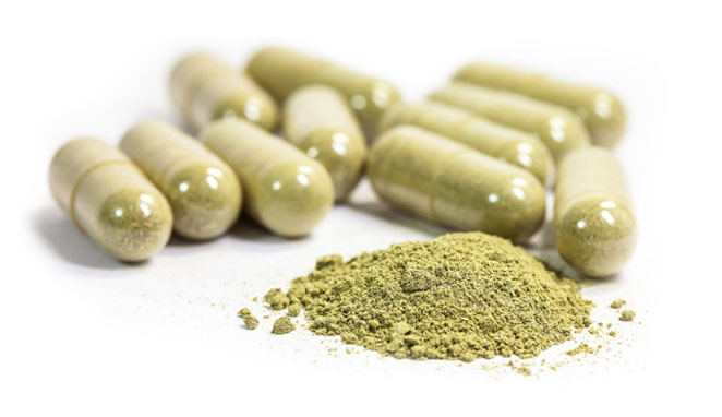 Standard natural supplements
